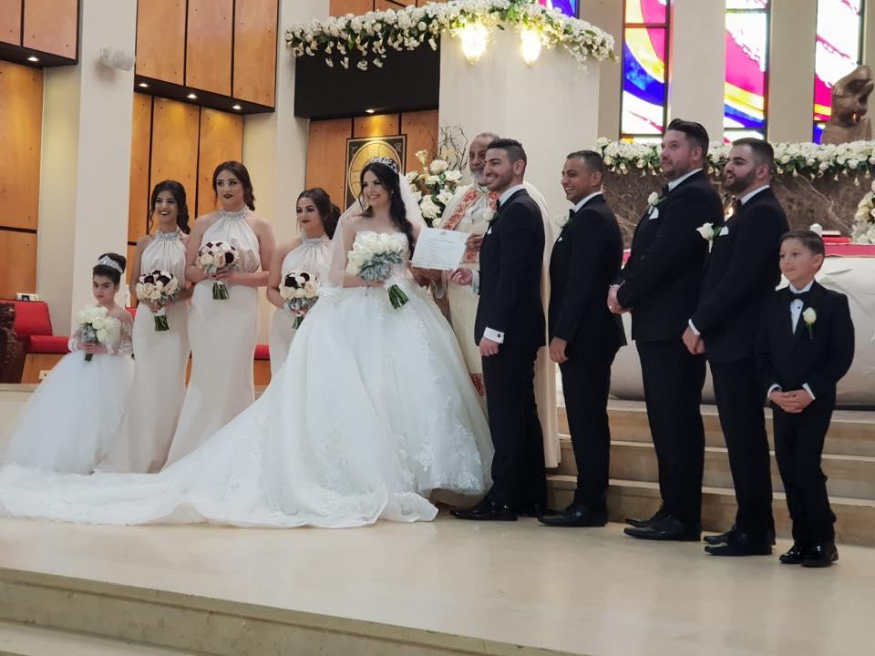 after ceremonie